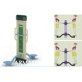Urządzenie fitness - Twister