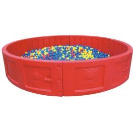 Okrągły basen